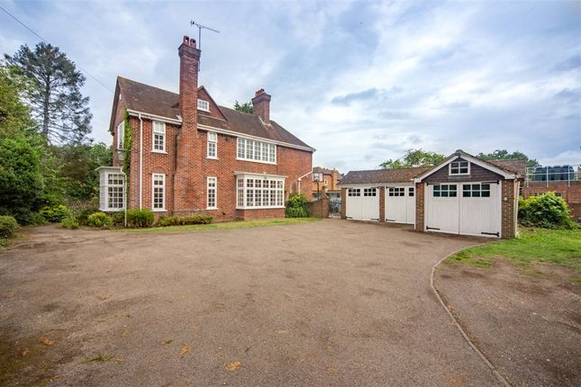 Thumbnail Detached house for sale in Heatherdene Avenue, Crowthorne, Berkshire