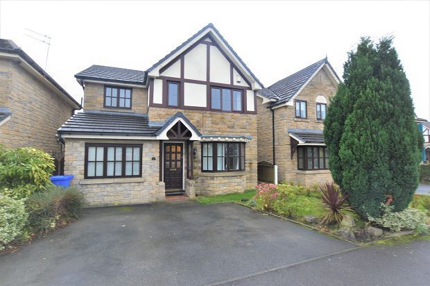 Thumbnail Detached house to rent in Kepplecove Meadow, Worsley, Manchester
