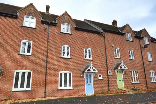 Thumbnail Terraced house for sale in Deverel Road, Charlton Down, Dorchester