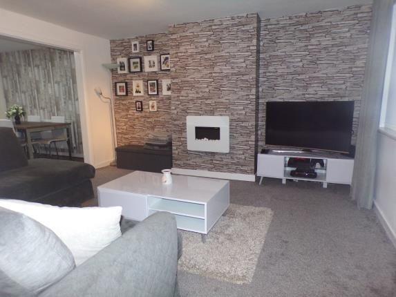 Lounge of Victoria Road, Prestatyn, Denbighshire LL19