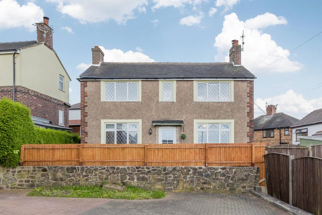 Thumbnail Detached house for sale in Bank End, Brown Edge, Stoke-On-Trent