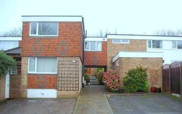Thumbnail Room to rent in Wharfedale, Highfield, Hemel Hempstead