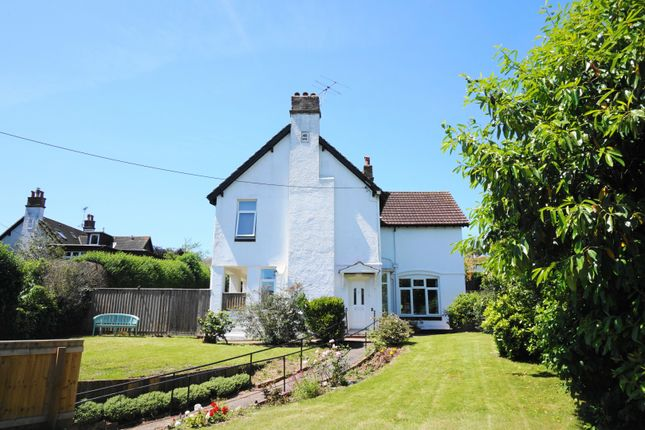 Thumbnail Detached house for sale in Sidford Road, Sidmouth
