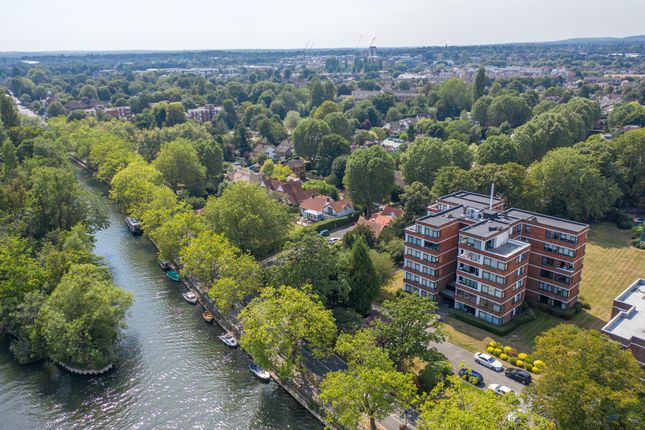 Thumbnail Penthouse for sale in Woodhurst South, Ray Mead Road, Maidenhead