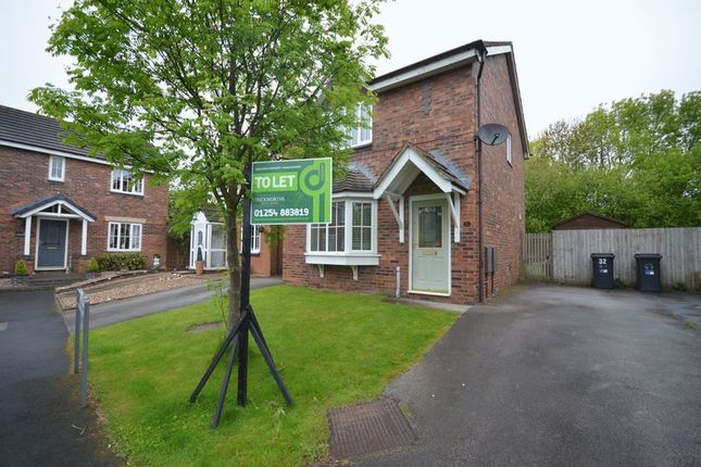 Thumbnail Detached house to rent in Blossom Avenue, Oswaldtwistle, Accrington