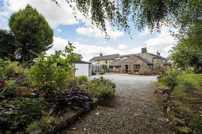 Thumbnail Cottage for sale in Higg Lane, Longnor, Buxton