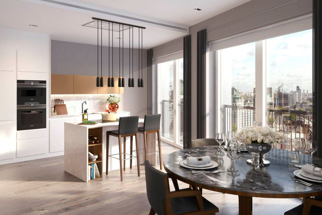 Thumbnail Flat for sale in 80 South Lambeth Road, London