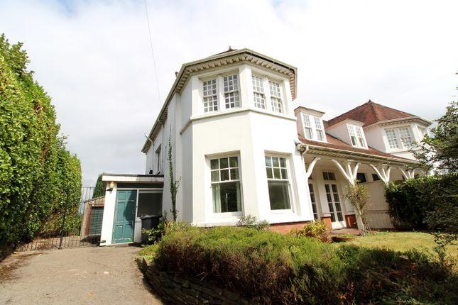 Thumbnail Semi-detached house for sale in Ponthir Road, Caerleon, Newport