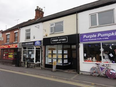 Thumbnail Retail premises for sale in 100 Ashby Road, Loughborough, Leicestershire