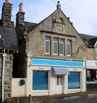 Thumbnail Retail premises for sale in Vacant Retail Unit, 170 Main St, Lairg