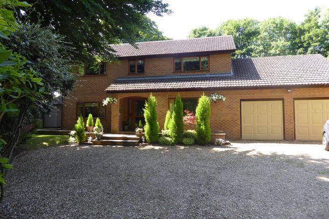 Thumbnail Detached house for sale in Clipsham Road, Stretton, Oakham