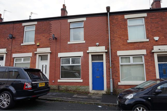 Thumbnail Terraced house for sale in Sandfield Road, Rochdale