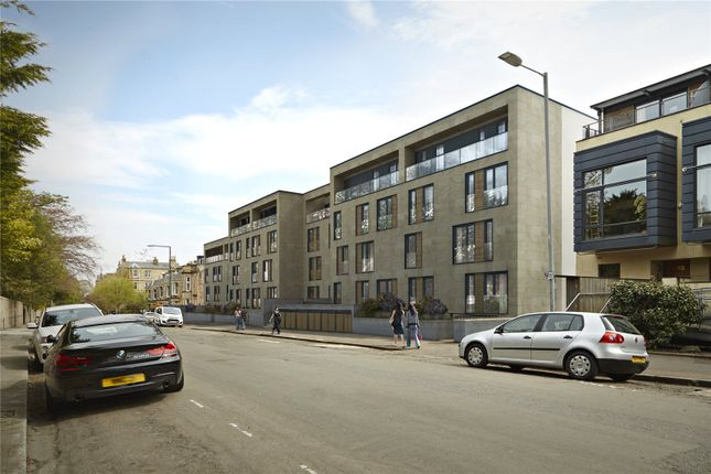 Thumbnail Flat for sale in Newbattle Terrace, Edinburgh
