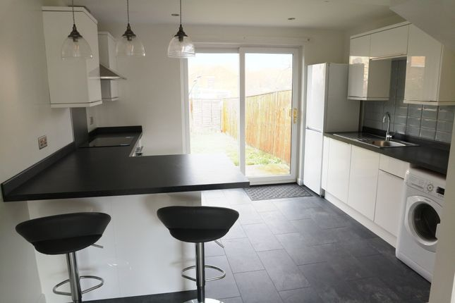 Thumbnail Terraced house to rent in Sellafield Way, Lower Earley, Reading