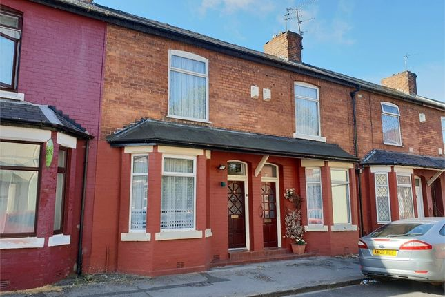 Thumbnail Terraced house to rent in Mildred Street, Salford, Manchester