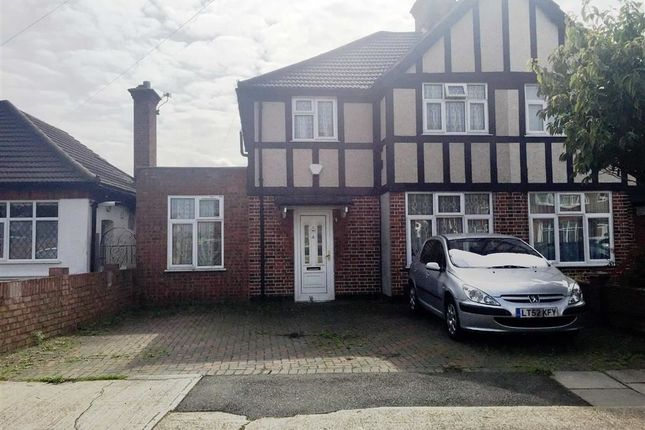 Thumbnail Semi-detached house for sale in Dorset Waye, Heston, Hounslow