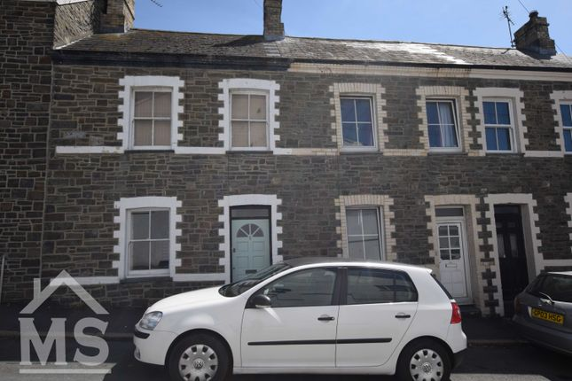Thumbnail Terraced house for sale in Vaynor Street, Aberystwyth