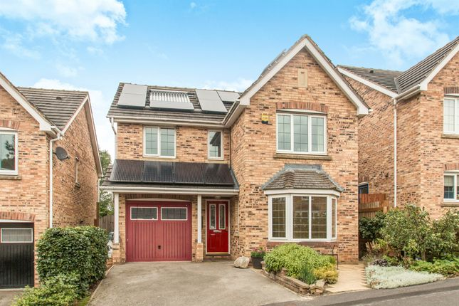 Thumbnail Detached house for sale in Clark Spring Rise, Morley, Leeds