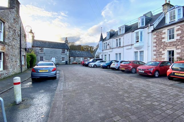 Thumbnail Flat for sale in Raemartin Square, West Linton, West Linton