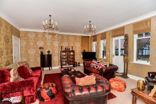 3 bed semi-detached house for sale in The Park, Mansfield, Nottinghamshire