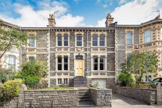 Thumbnail Terraced house for sale in Ravenswood Road, Bristol, Somerset