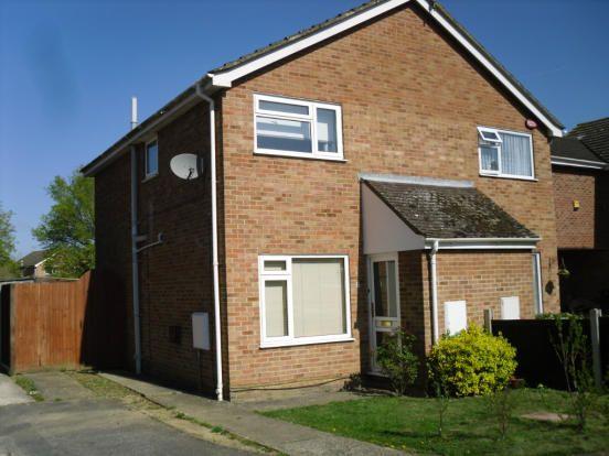 Thumbnail Semi-detached house to rent in Down Court, Ashford, Kent