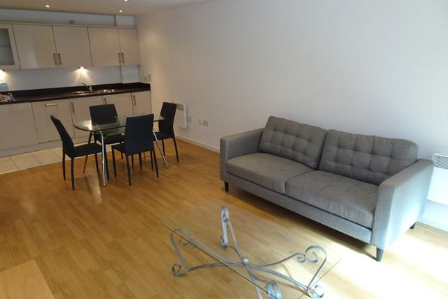 Thumbnail Flat to rent in Masshouse Plaza, Birmingham