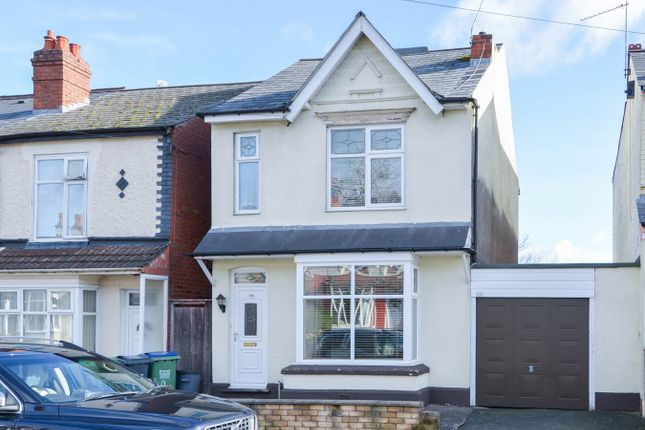 Thumbnail Detached house for sale in Galton Road, Bearwood