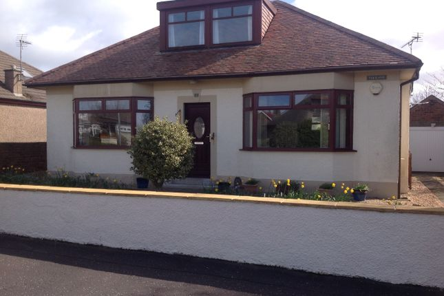 Thumbnail Detached bungalow for sale in 2 Murray Avenue, Saltcoats