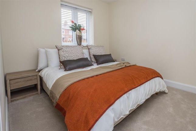 """2 bedroom mews house for sale in """"Ashford"""" at Park Lane, Castle Donington, Derby"""