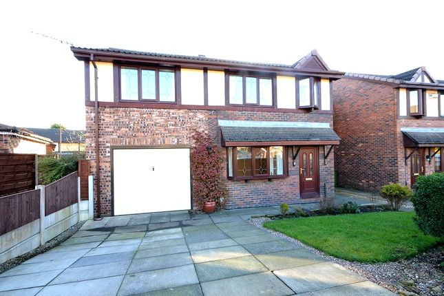 Thumbnail Detached house to rent in Old Vicarage, Westhoughton