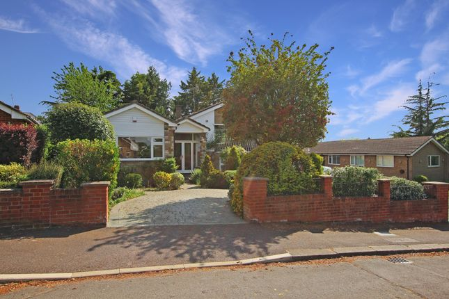 Thumbnail Detached house to rent in Wendover Way, Luton