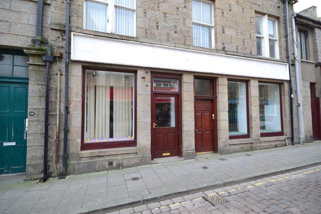 Thumbnail Retail premises to let in High Street, Fraserburgh