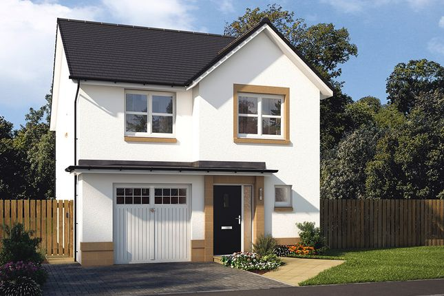 """Thumbnail Property for sale in """"The Ashbury"""" at Broomhouse Crescent, Uddingston, Glasgow"""