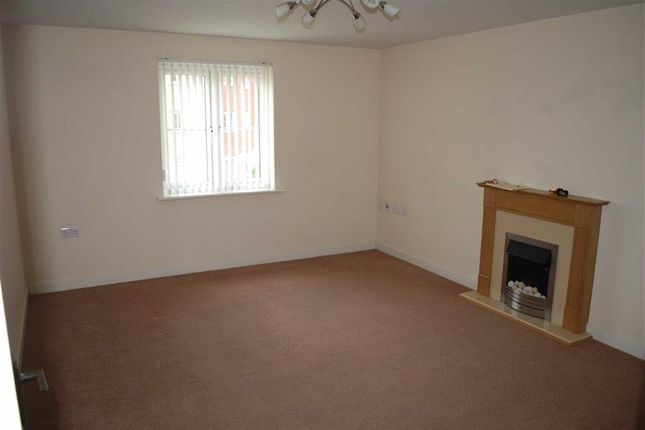 Lounge of Whitecroft Meadow, Middleton, Manchester M24