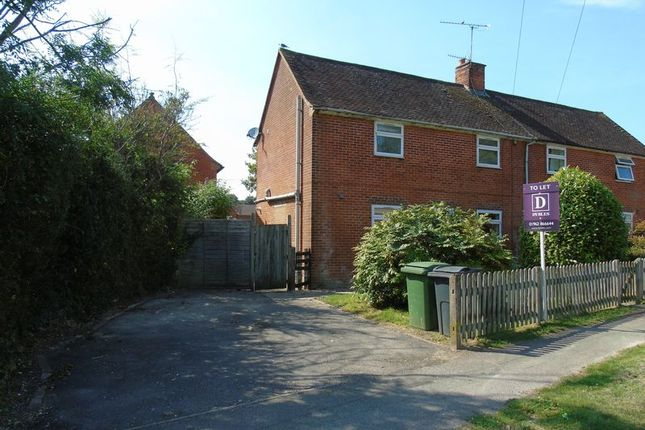 Thumbnail Property to rent in Kings Avenue, Winchester