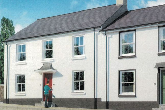 Thumbnail Semi-detached house for sale in Plot 57, Bellacouch Meadow, Chagford