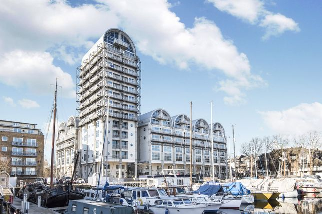 Thumbnail Flat for sale in Sweden Gate, London