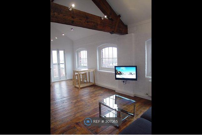 Thumbnail Flat to rent in Hull Marina, Hull