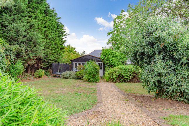 Garden of Burnham Road, Latchingdon, Chelmsford CM3