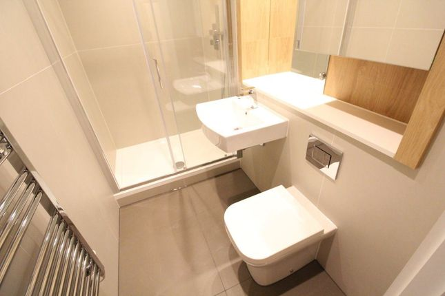 Thumbnail Flat to rent in Flowers Way, Luton