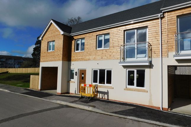 Thumbnail End terrace house for sale in Mitchell Gardens, Axminster