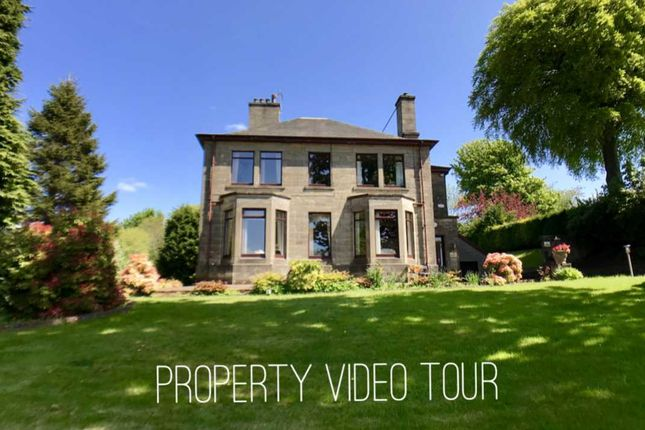 Thumbnail Detached house for sale in West Manse, Parkhall Road, Clydebank