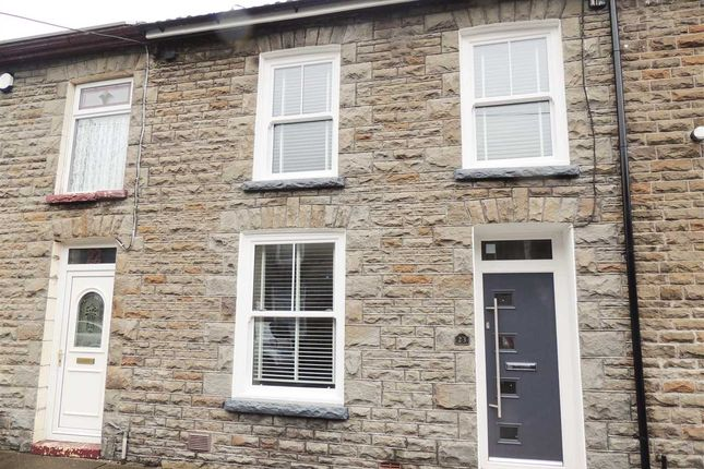 Thumbnail Terraced house for sale in Stanley Road, Gelli, Pentre