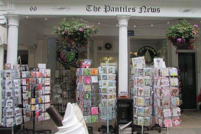 Retail premises for sale in 66 The Pantiles, Royal Tunbridge Wells