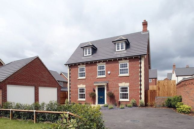 Thumbnail Detached house for sale in Watts Road, Banbury