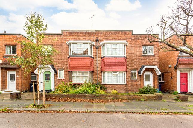 Thumbnail Maisonette to rent in Fairlawn Grove, London
