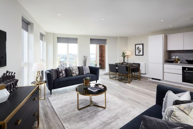 Thumbnail Flat to rent in Masons Hill, Bromley