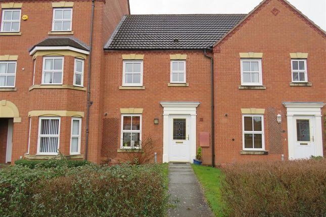 Thumbnail Terraced house to rent in Bromhurst Way, Chase Meadow Square, Warwick