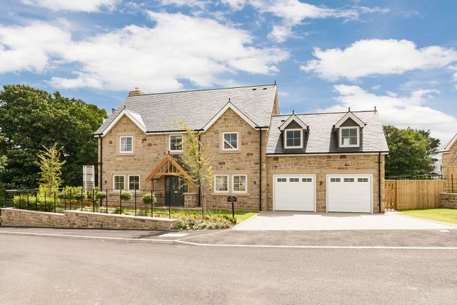 Thumbnail Detached house for sale in 2 St Laurence Court, Longframlington, Northumberland